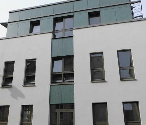 Fassadenbau_Hinterlüftete Fassade
