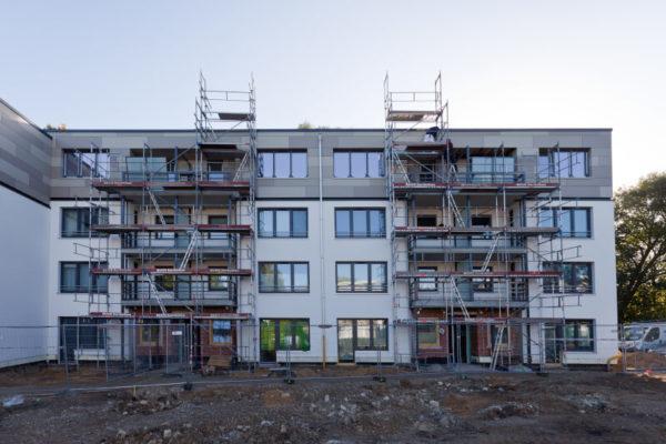 Fassade Unterkonstruktion_vorderansicht