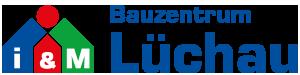 Logo vom Bauzentrum Lüchau