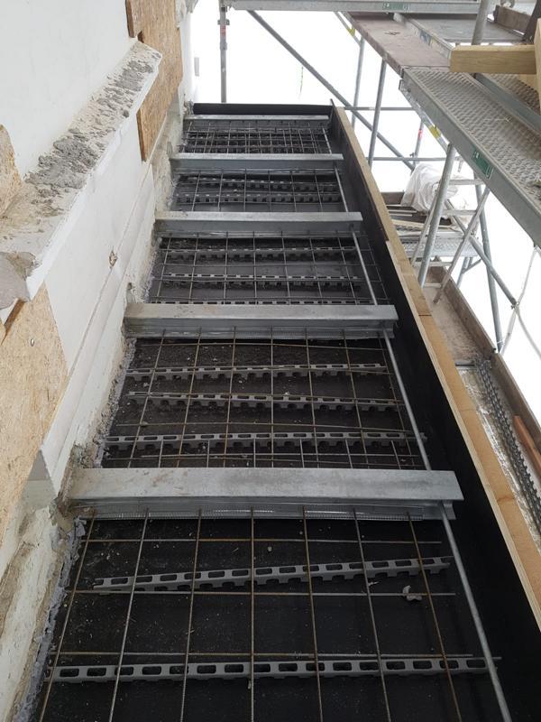 Neubau Balkone Hamburg Bauarbeiten