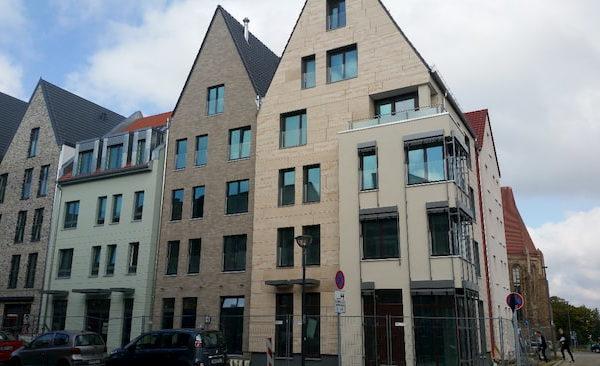 Anklam Seinstraße Fassadenbau